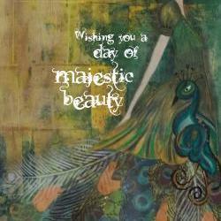 Majestic Beauty 5x7 ART CARD
