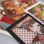 Angel by your SIDE 5x7 ART CARD pri..