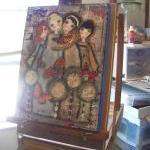 We INTERTWINE 12x16 painting and co..